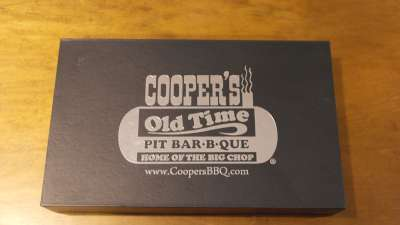 COOPER'S STEAK KNIVES